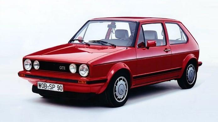 Amores de juventud: el Volkswagen Golf GTI