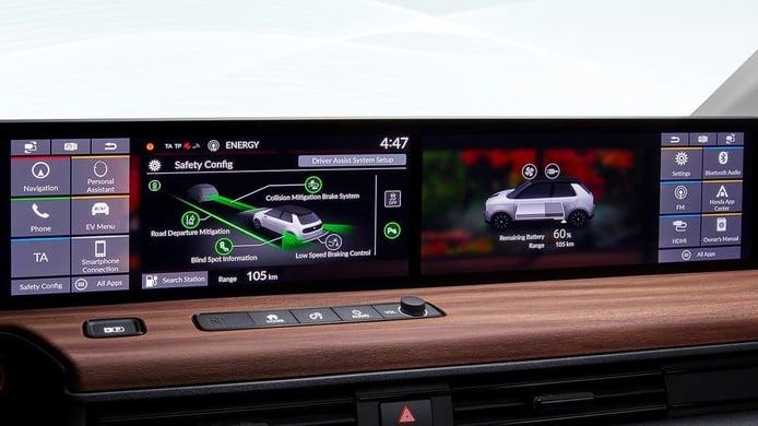 Honda ratifica su apuesta por la conectividad con su aplicación My Honda+