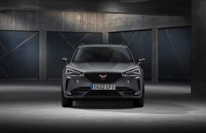 CUPRA Formentor, debuta el nuevo SUV híbrido y deportivo que llega a finales de 2020
