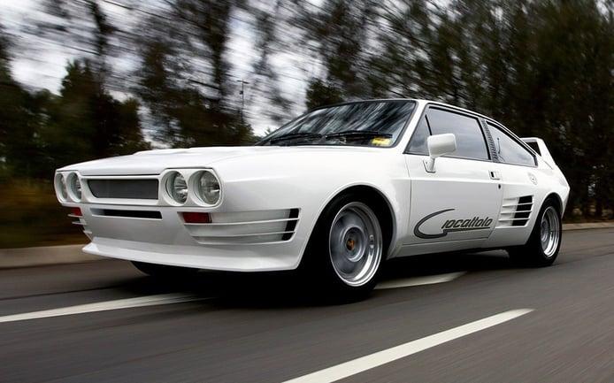 Giocattolo Group B, el juguete australiano que Alfa Romeo no quería ver