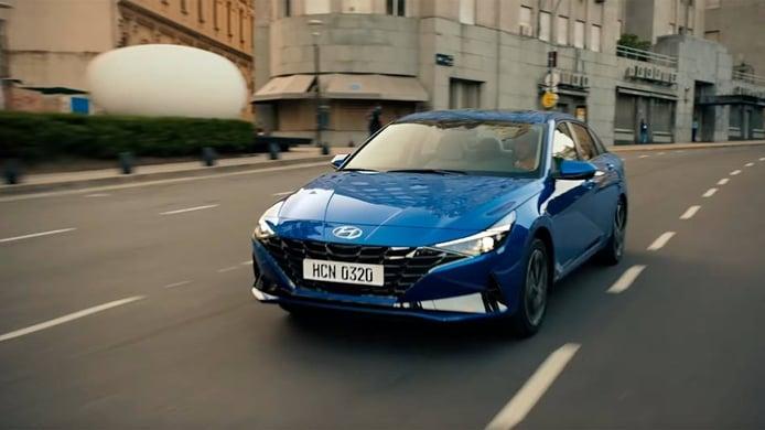 ¡Filtrado! El nuevo Hyundai Elantra 2020 al descubierto en este vídeo