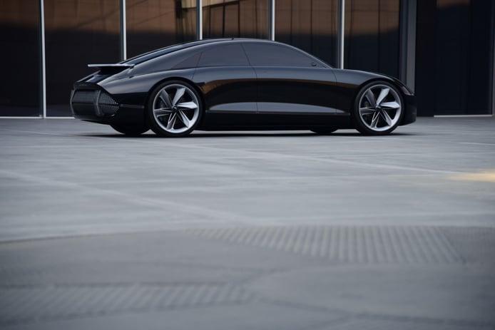 Foto Hyundai Prophecy Concept