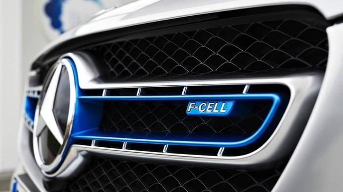 Mercedes busca su tecnología de la pila de combustible y no depender de terceros