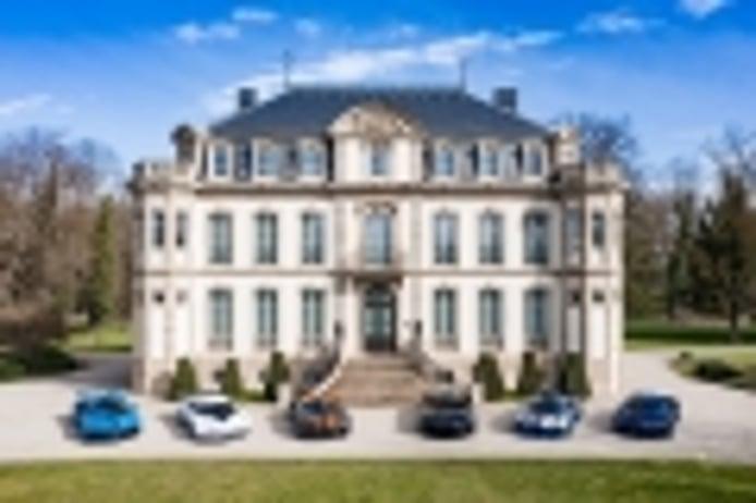 Bugatti saca una foto de 33 millones de euros