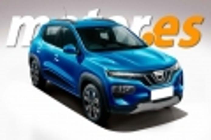 Adelantamos el diseño del nuevo eléctrico del Dacia Spring que llega en primavera de 2021