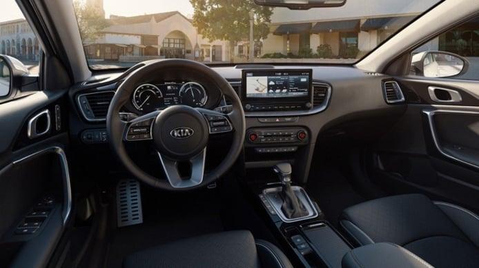 Kia Ceed Tourer PHEV - interior