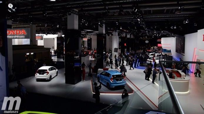 Salón del Automóvil de Frankfurt