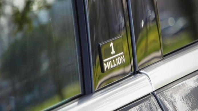 Volkswagen Sharan 1 Million