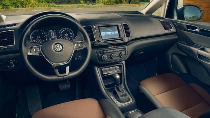 Volkswagen Sharan 1 Million - interior