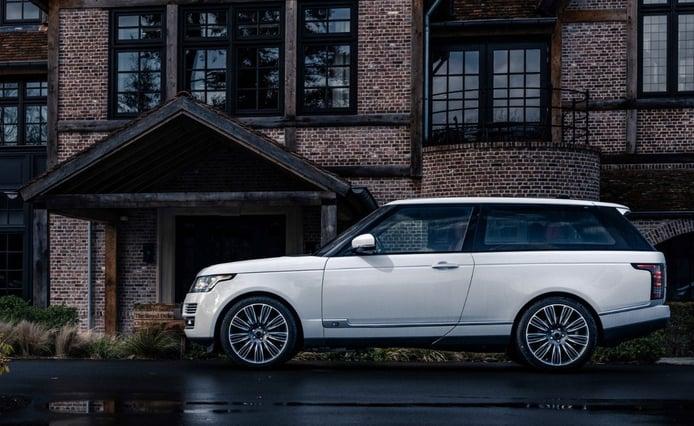 Desvelado el primer Range Rover Adventum Coupe de 2 puertas y 275.000 €