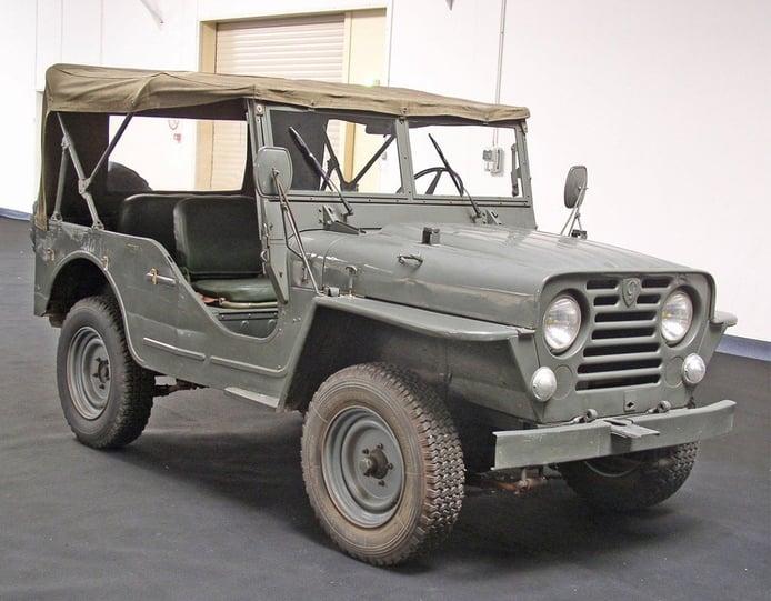 Peugeot VSP, el imitador de Jeep que el ejército francés no quiso tener