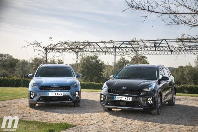 Prueba Kia Sportage Hybrid y Niro PHEV, la eficiencia ha llegado para quedarse