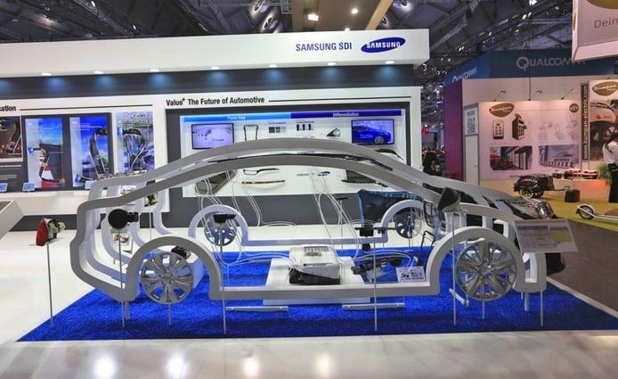 Samsung SDI presenta una batería de estado sólido con una autonomía de 800 kilómetros