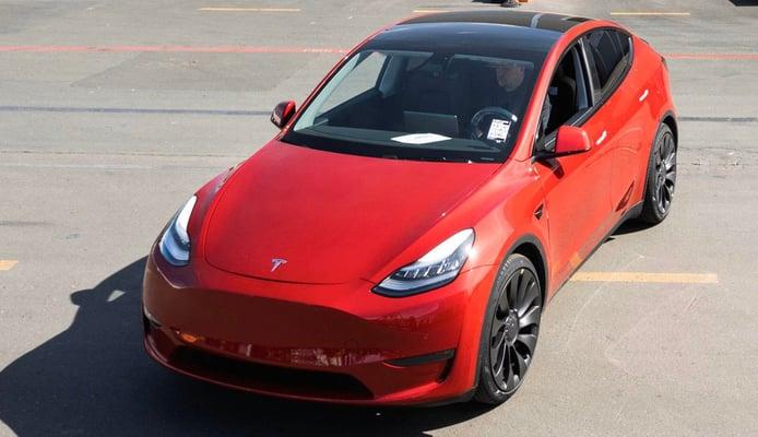Un Tesla Model Y es el vehículo 1 millón fabricado por Tesla