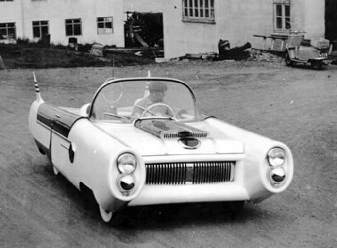 Almar Nordhaug De Luxe Dream Car, el primer coche de las Islas Feroe