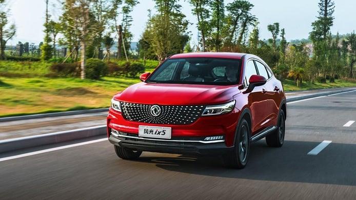 DFSK Fengon 5, los coches chinos han llegado para quedarse