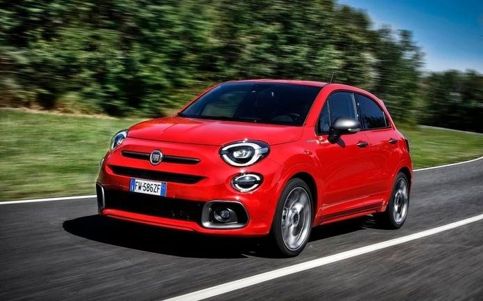 Fiat elimina las versiones de tracción 4x4 de la gama 500X