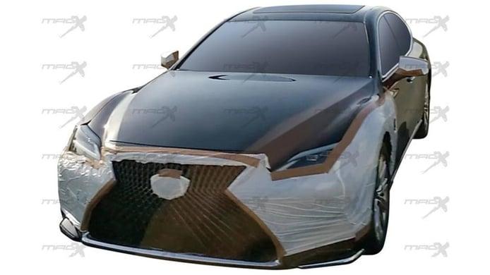 El Lexus LS sufrirá un lavado de cara en 2021, ¿regresará el motor V8?