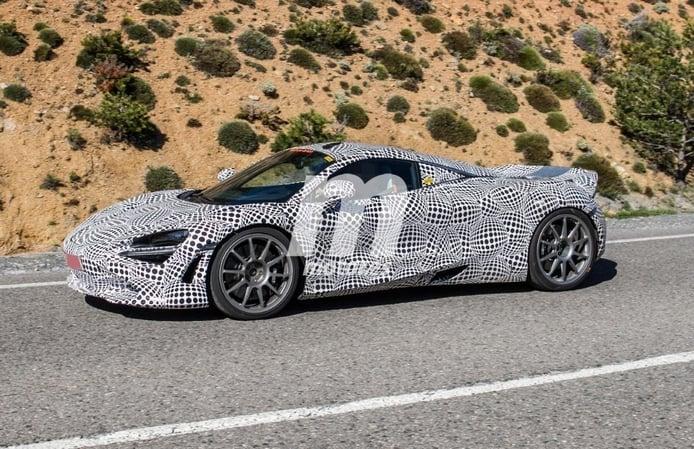 McLaren apostará por los combustibles sintéticos para sus futuros modelos