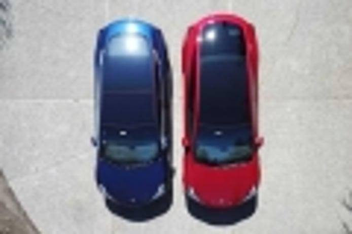 El nuevo Tesla Model Y frente al Tesla Model 3 [vídeo]