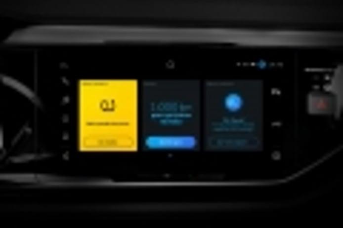 """Volkswagen presenta el nuevo sistema multimedia """"Volks Play"""" que estrenará el Nivus"""