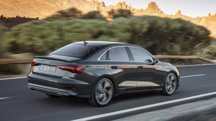 Audi A3 Sedán 2020 - posterior