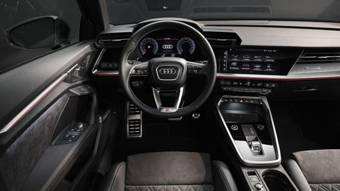 Audi A3 Sedán 2020 - interior