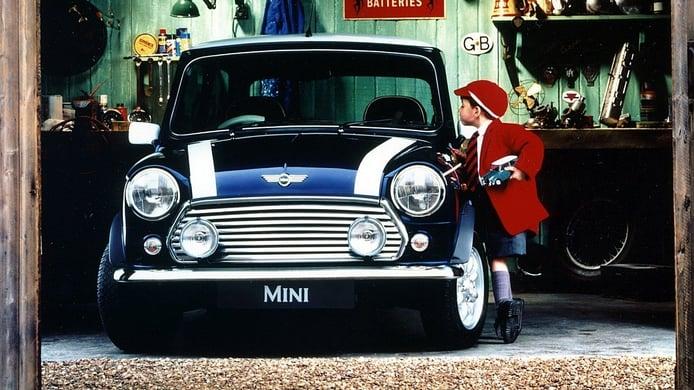 Amores de juventud: el Mini Cooper 1300