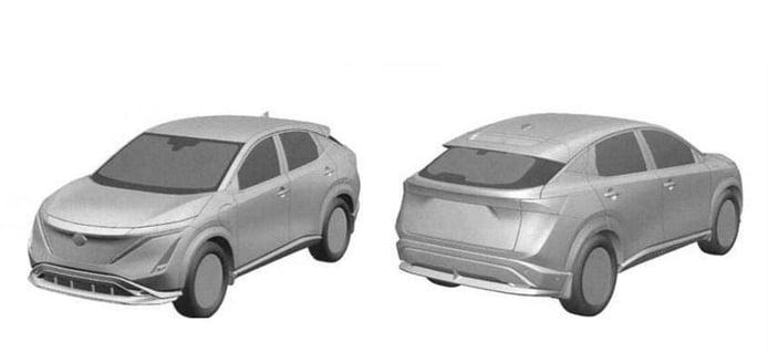 El Nissan Ariya definitivo filtrado al completo
