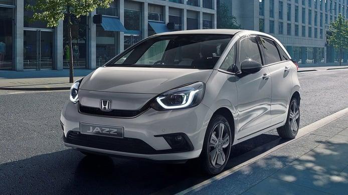Honda Jazz 2020, precios y gama del nuevo coche híbrido japonés