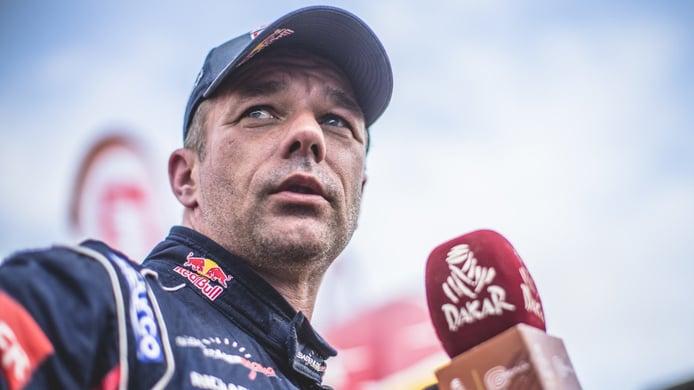 Sébastien Loeb: «El Dakar es una carrera a la que me gustaría volver»