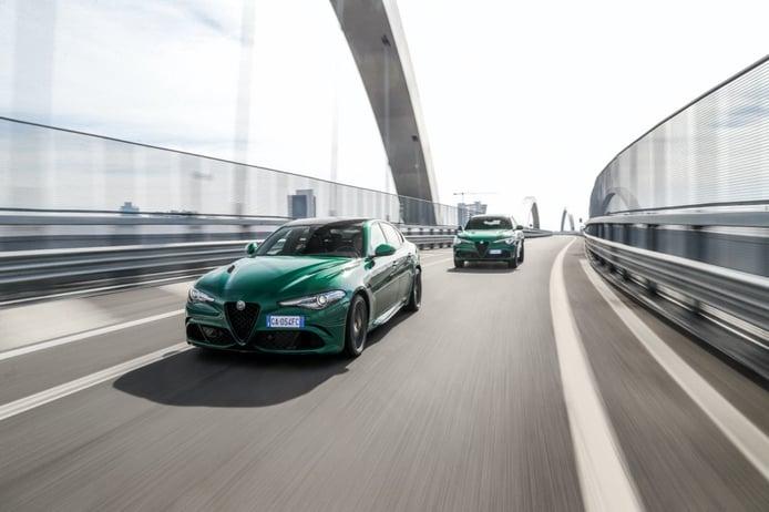 Los Alfa Romeo Giulia y Stelvio Quadrifoglio 2020 estrenan mejoras de equipamiento