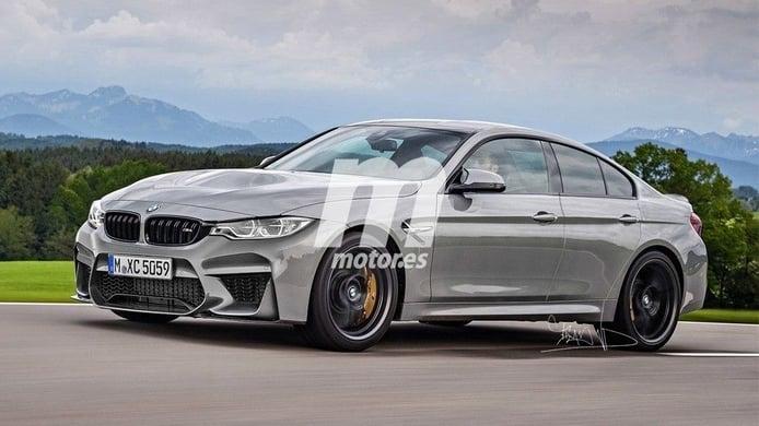 BMW i4 2021, el eléctrico que frenará la llegada del M4 Gran Coupé