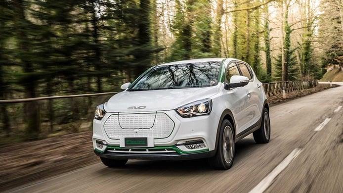 EVO Electric, el coche eléctrico de DR Automobiles cuyo precio te sorprenderá