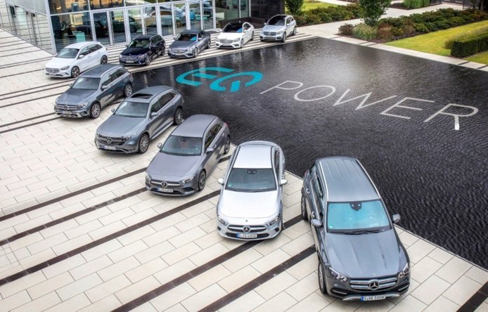 Mercedes abandona los combustibles sintéticos apostando todo a los eléctricos