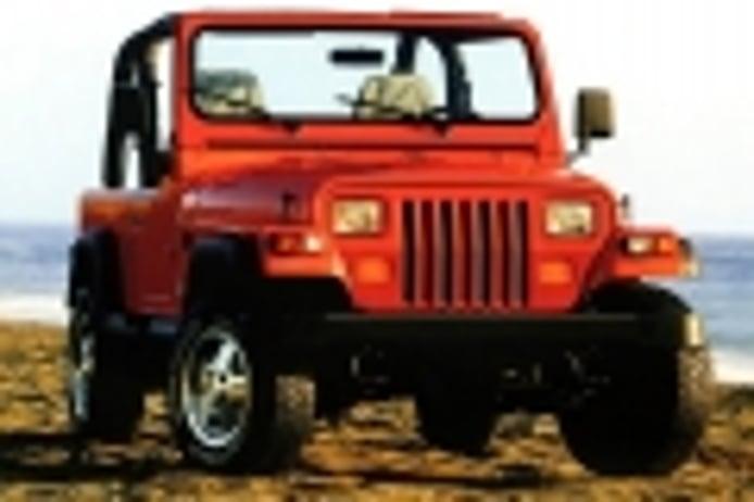 Amores de juventud: el Jeep Wrangler