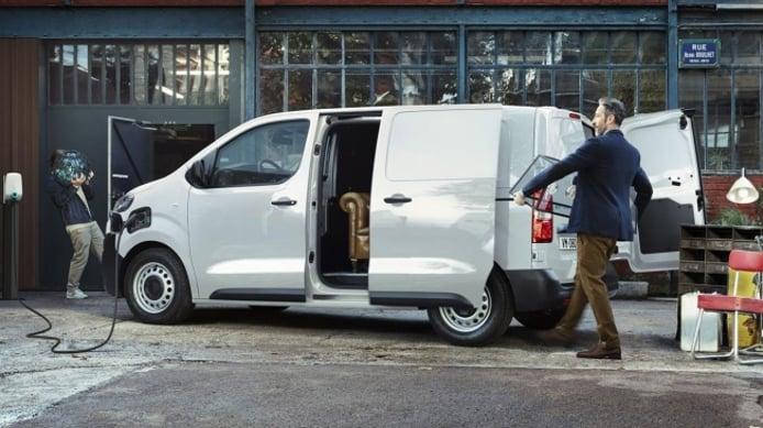 Citroën ë-Jumpy - posterior