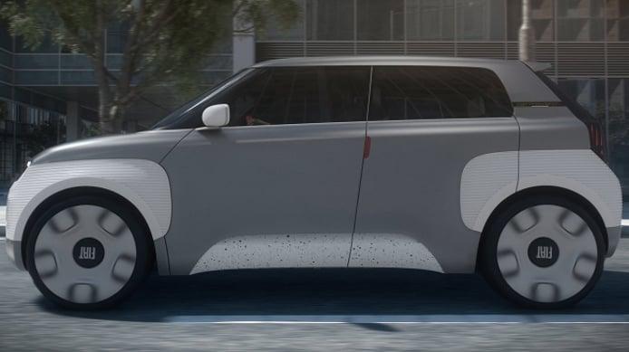 Fiat Centoventi Concept - lateral