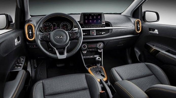 Kia Picanto 2021 - interior