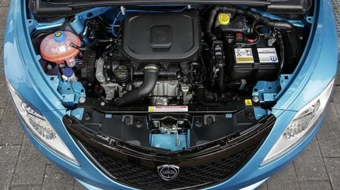 Lancia Ypsilon Hybrid - motor