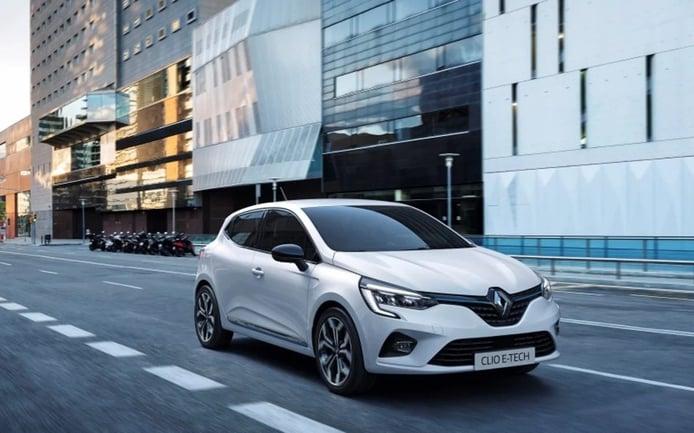 Precios del Renault Clio E-TECH, el utilitario híbrido llega a Alemania