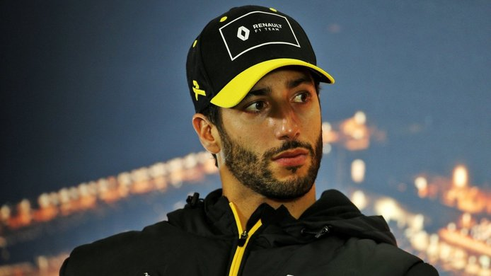 Abiteboul reacciona a la marcha de Ricciardo mencionando la importancia de la lealtad