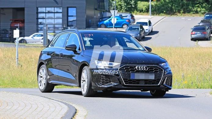 El nuevo Audi S3 2021 pierde el camuflaje, ¡cazadas las variantes Sportback y Sedán!