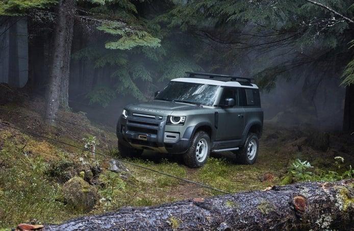 ¡Sorpresa! Jaguar Land Rover está desarrollando un nuevo SUV movido por hidrógeno