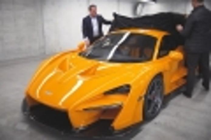 """El McLaren Senna LM al fin ha tenido una presentación """"oficial"""""""