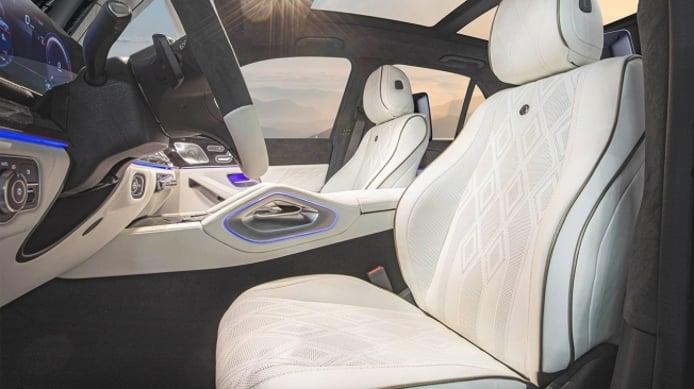 Hofele HGLE SUV - interior