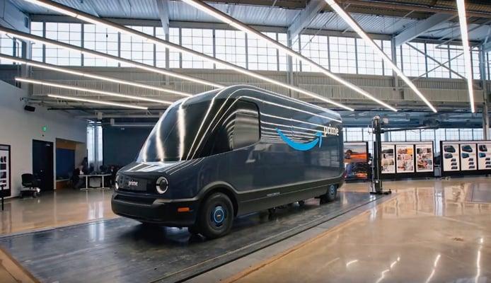 El registro de marcas pone al descubierto nuevos proyectos de Rivian Automotive