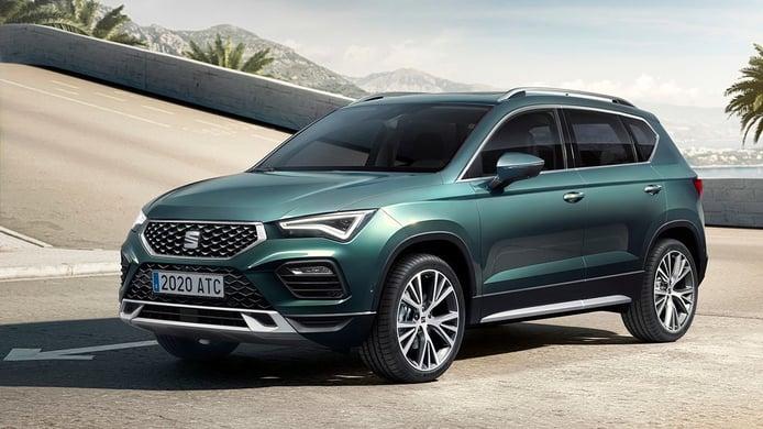 SEAT Ateca 2020, completa puesta a punto para el SUV compacto español