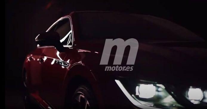 Último teaser antes del debut de los Volkswagen Arteon y Arteon Shooting Brake
