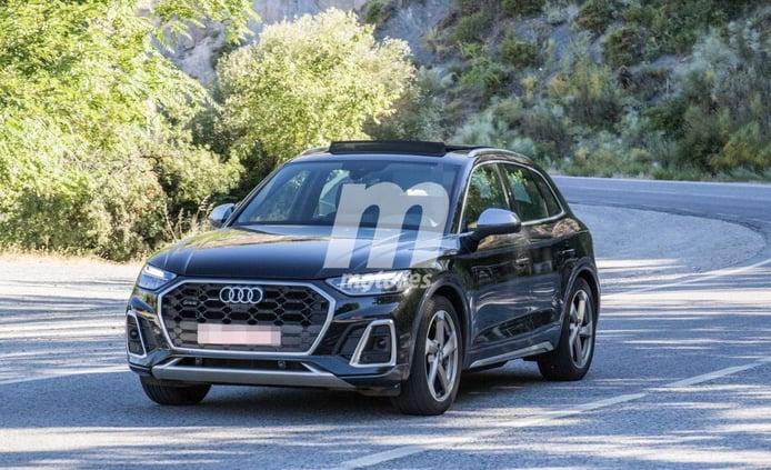 Audi SQ5 2021, el SUV deportivo alemán también recibirá un lavado de cara